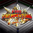 Fire Pro Wrestling World logo