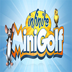 Infinite Mini golf Logo