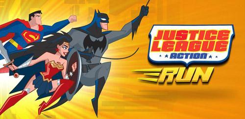 دانلود بازی Justice League Action Run v1.21 برای اندروید