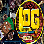 LOG the game logo