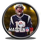 Madden NFL 18 Standard Edition logo