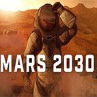 Mars 2030 logo