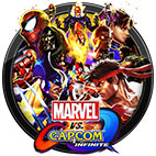 Marvel vs Capcom Infinite logo