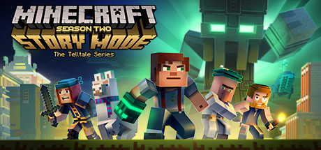 دانلود بازی Minecraft Story Mode Season 2
