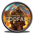 دانلود بازی کامپیوتر Monsters Den Godfall