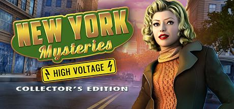 دانلود بازی کامپیوتر New York Mysteries High Voltage