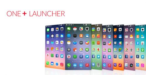 دانلود نرم افزار One Launcher v22.1.1583.20160303 برای اندروید