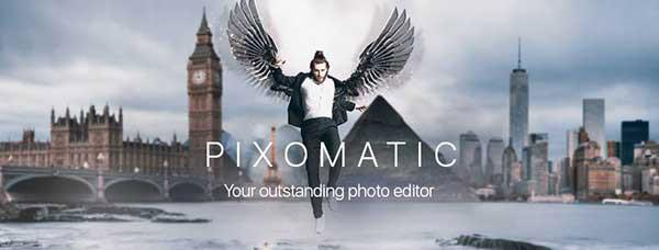 دانلود نرم افزار Pixomatic photo editor v2.1 برای اندروید