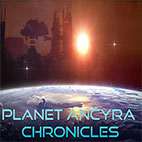 Planet Ancyra Chronicles logo