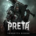 Preta Vendetta Rising logo