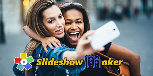 دانلود نرم افزار Slideshow Maker Premium v19.4 برای اندروید