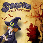 Sorgina A Tale of Witches logo