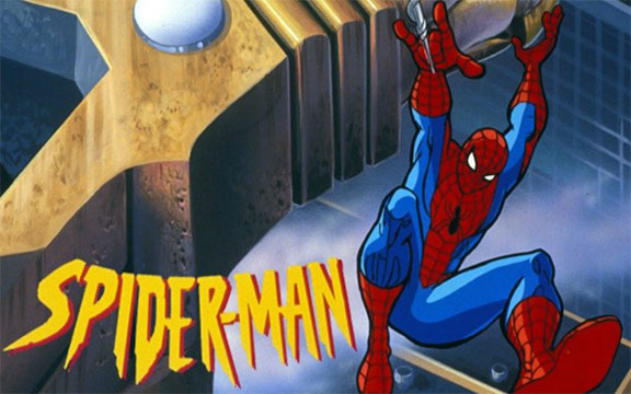 Spiderman The Animated Series 1994 center