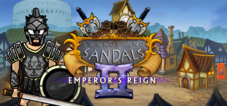 دانلود بازی کامپیوتر Swords and Sandals 2 Redux Maximus Edition