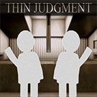 Thin Judgment logo