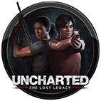 Uncharted The Lost Legacy Icon