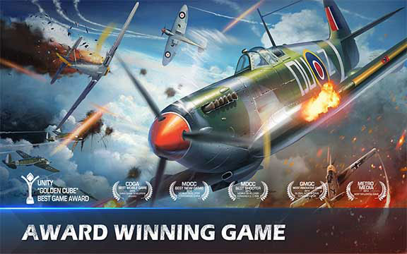 digitarahan.com مگ: دانلود بازی War Wings v2.5.15 برای اندروید و iOS War