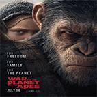 دانلود فیلم سینمایی War for the Planet of the Apes 2017