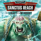 Warhammer 40k Sanctus Reach Legacy of the Weirdboy logo