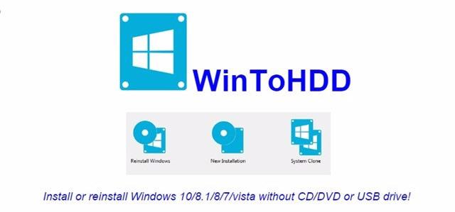 دانلود نرم افزار WinToHDD Enterprise
