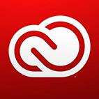 لوگوی مجموعه نرم افزاری Adobe Creative Cloud