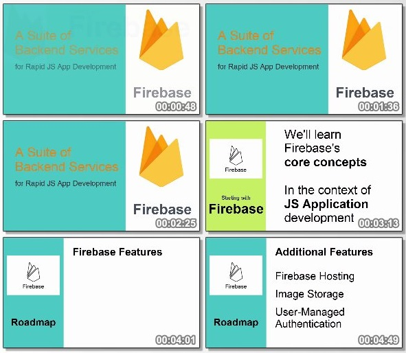 دانلود دوره آموزشی Starting with Firebase از Udemy