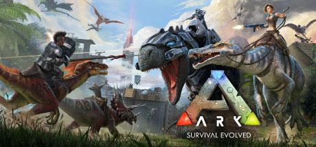ARK Survival Evolved center