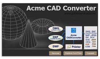 Acme CAD Converter _www.download.ir_main