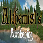Alchemists Awakening  Logo