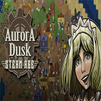 Aurora Dusk Steam Age logo
