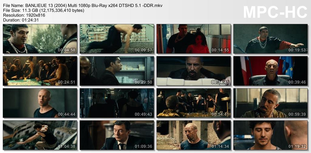 BANLIEUE 13 (2004) Multi 1080p.screenshot
