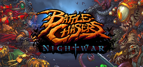 دانلود بازی Battle Chasers Nightwar جدید