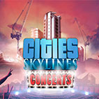 Cities Skylines Concerts logo