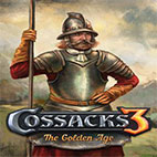 Cossacks 3 The Golden Age logo