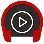 دانلود نرم افزار Crimson Music Player v3.6.2 برای اندروید