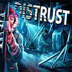 Distrust logo