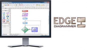دانلود نرم افزار طراحی نمودار Edge Diagrammer 6.46.2116