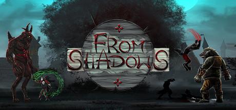 دانلود بازی کامپیوتر From Shadows