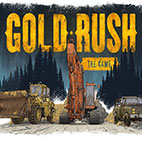 Gold Rush The Game logo