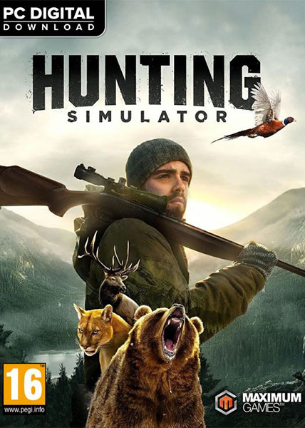 بازی Hunting Simulator + Update v1.2 برای PC