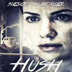 Hush.2016.Logo.www.download.ir
