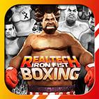 دانلود بازی Iron Fist Boxing v5.4.0 برای آيفون ، آيپد و آيپاد لمسی