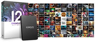 Komplete 12 Ultimate - Screen