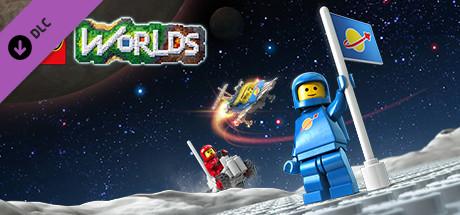 دانلود بازی کامپیوتر LEGO Worlds Classic Space Pack