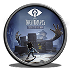 Little Nightmares Secrets of The Maw logo