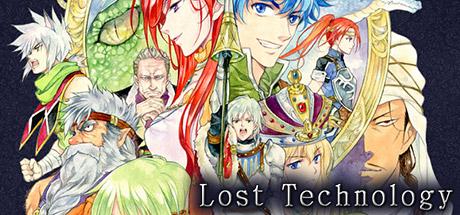 دانلود بازی کامپیوتر Lost Technology