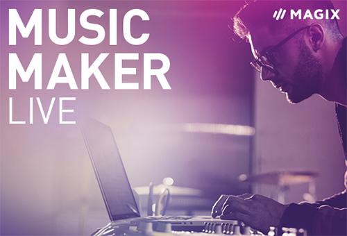 MAGIX-Music-Maker-2017-Live-Screen