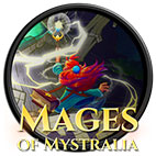 Mages of Mystralia Archmage logo