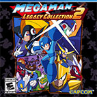 Mega Man Legacy Collection 2 logo