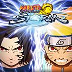 NARUTO Ultimate Ninja STORM logo